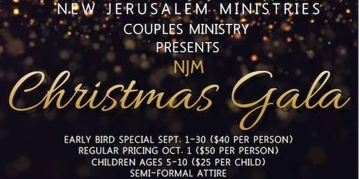 New Jerusalem Ministries Christmas Gala