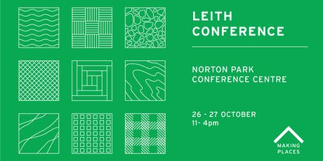 Leith Conference tickets