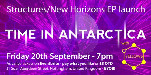 Structures/New Horizons EP Launch show
