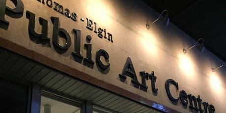 Annual Art Auction STEPAC tickets