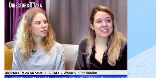 "INTERVIEW MEETING WITH ""DBS DOING BUSINESS SWEDEN"" HUB  VIA DIRECTORS TV 24"