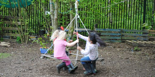Landscapes for Early Childhood Network meeting Autumn 2019