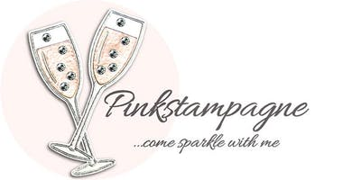 Pinkstampagne September 21, 2019 Stamp Class (evening)