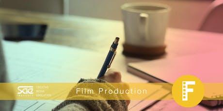 Workshop: Film Production - Drehbuch schreiben leicht gemacht - Kreative Techniken für Ideen und Storytelling Tickets