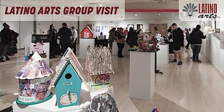 Latino Arts Group Visit tickets