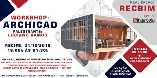 RecBIM Comunidade BIM em Recife - ArchiCAD
