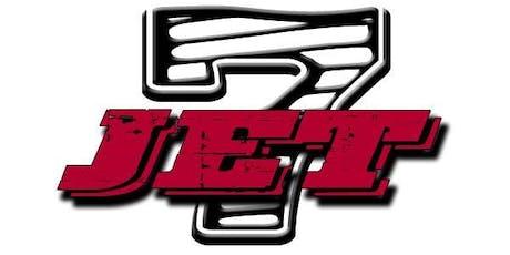 Jet 7 tickets