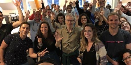 #LaClaqueConf Lyon - Comment bâtir une culture d'entreprise qui tabasse ? billets