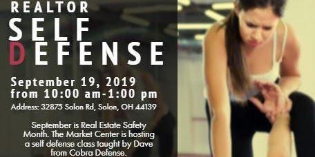 Realtor Self Defense Class (3 hr CE)