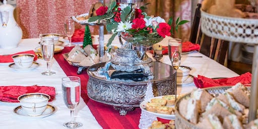 Magnolia Cottage Christmas High Tea 2019