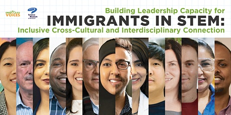 Building Leadership Capacity for Immigrants in STEM tickets