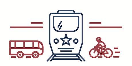 Burlington Bicycle/Pedestrian Audit Training tickets