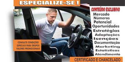 CURSO EM VENDAS/ISENÇÕES DE AUTOMÓVEIS-CANAL PCD (PESSOAS COM DEFICIÊNCIA)