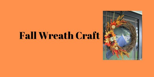 Crafting at the Library (Ages 18 and up) - September 2019