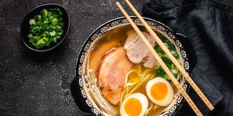 Japanese Cooking: Ramen  tickets