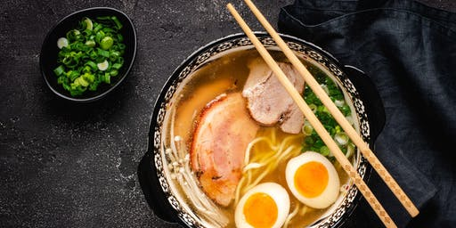 Japanese Cooking: Ramen