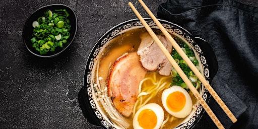 Japanese Cooking: Ramen
