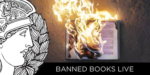 BANNED BOOKS LIVE