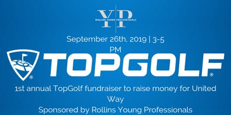 1st Annual United Way TopGolf Fundraiser tickets