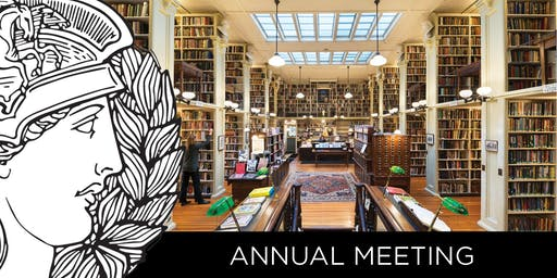 PROVIDENCE ATHENÆUM ANNUAL MEETING