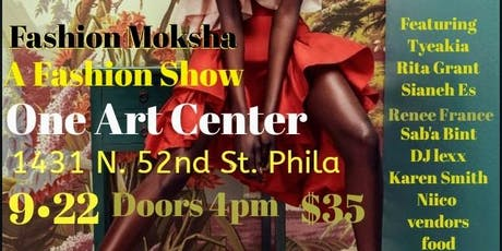 Fashion Moksha - A Fashion Show tickets