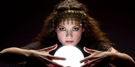 Psychic Clairvoyance Evening Fundraising Event tickets
