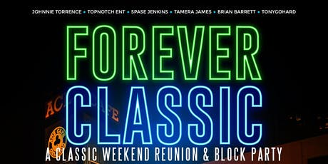 FOREVER CLASSIC @ ACE CAFE ORLANDO tickets