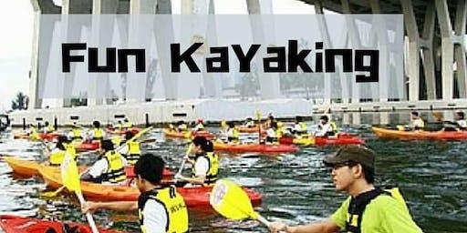 29 SEP: (50% OFF) FUN KAYAKING IN MARINA BAY