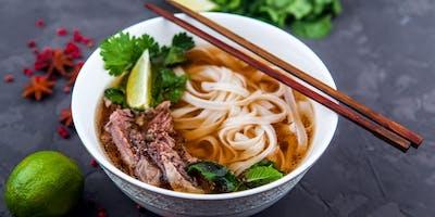 """""""Pho"""" Vietnamese Noodle Soup"""