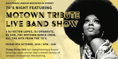 70's Night In Sydney