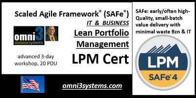 LPM-Cert-SAFe4.6--SAFe®-Lean-Portfolio-Management~-BLM-Normal-24PDUs