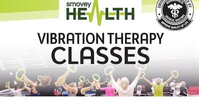 Smovey Vibration Training Classes