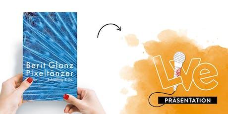 PRÄSENTATION: Berit Glanz Tickets