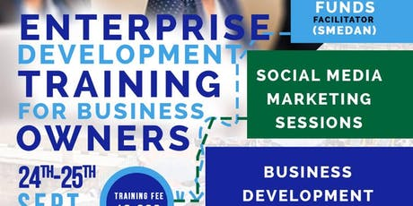 Enterprise Development Training for Business Owners tickets