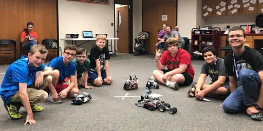 October Homeschool Robotics (Ages 10-16)
