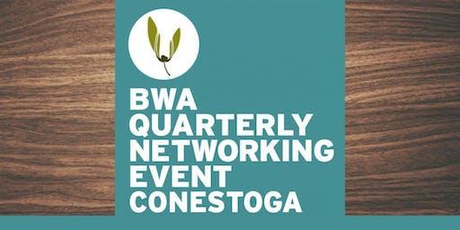 BWA Quarterly Networking Event