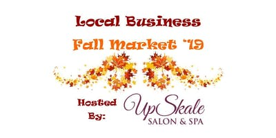 Local Small Business Fall Market