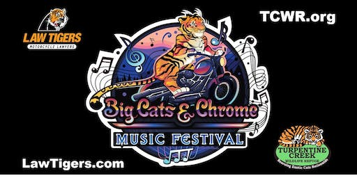 Big Cats and Chrome Music Festival