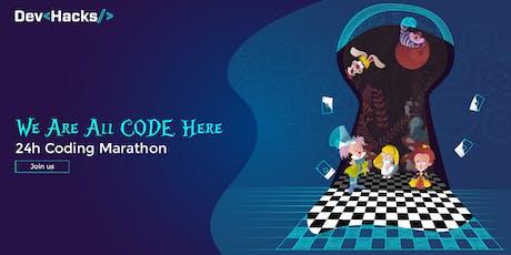 DevHacks 2019 Hackathon tickets