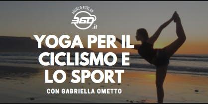Presentazione corso Yoga per il ciclismo 2019-2020 . Con Gabriella Ometto