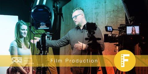 Workshop: Film Production - Klappe! Action! Cut!