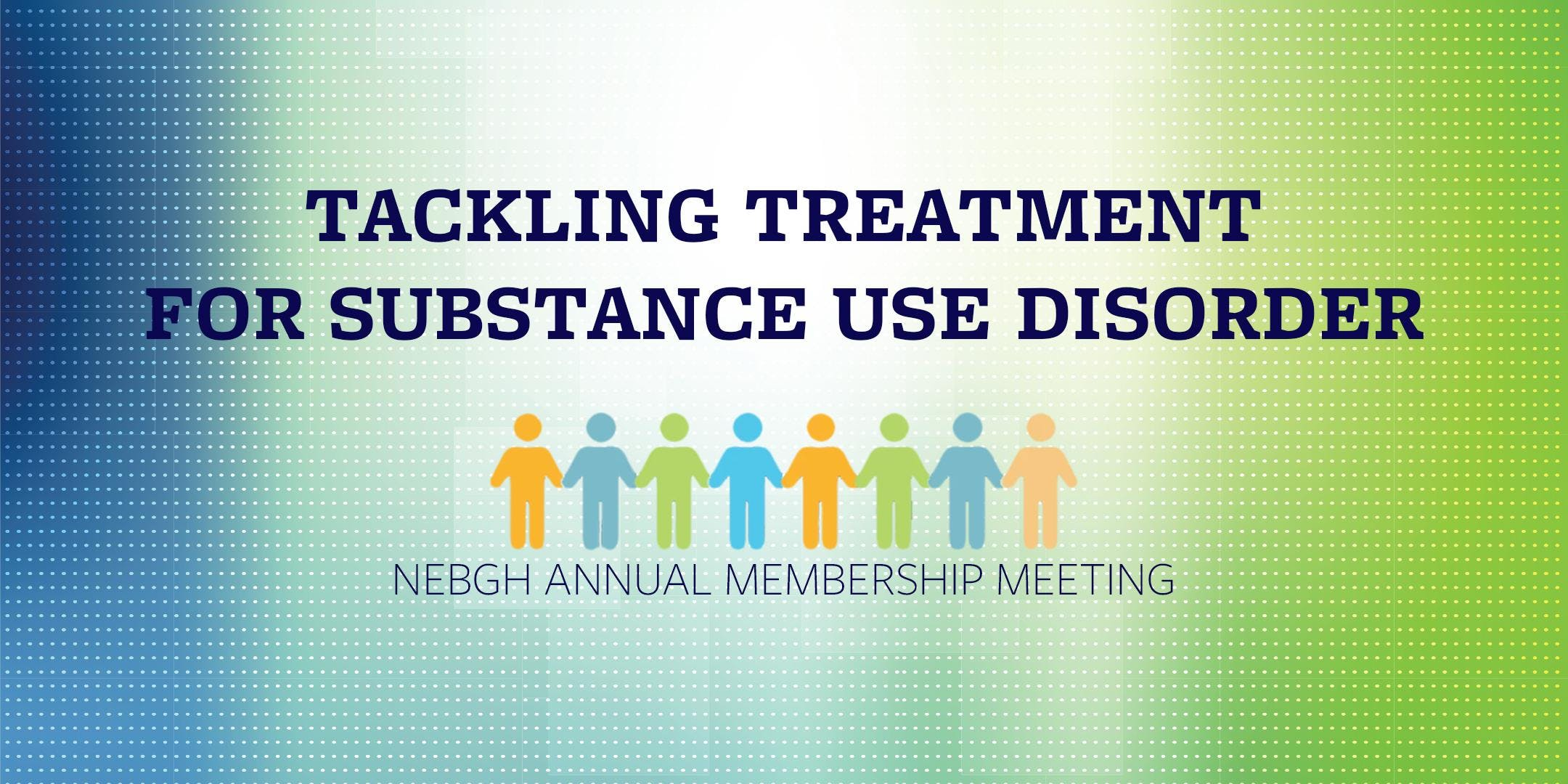 Tackling Treatment for Substance Use Disorder