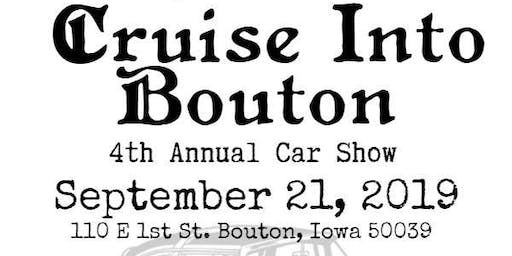 Cruise Into Bouton Car Show