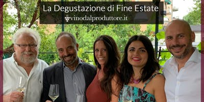 LA DEGUSTAZIONE DI FINE ESTATE: il 23 settembre all'Osteria Grand Hotel di Milano