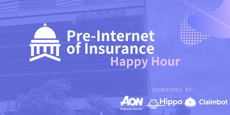 Pre-Internet of Insurance Happy Hour tickets