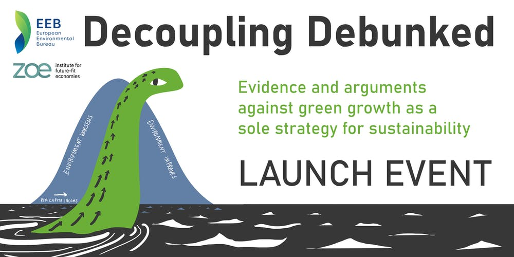 Decoupling Debunked - Breakfast debate with MEPs and EU