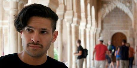 InspirationClub; Transhumanism med Karim Jebari biljetter