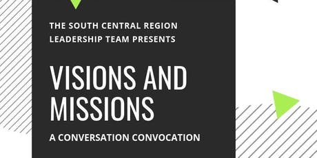 Visions and Missions: A Conversation Convocation tickets