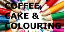 Coffee, Cake & Colouring - For Macmillan Coffee Morning