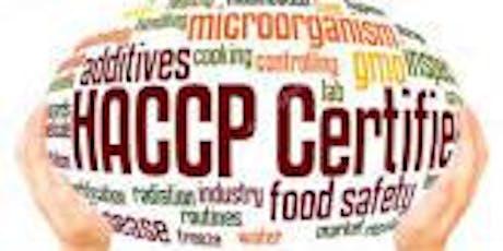 SECONDO CORSO HACCP biglietti